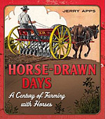 cover of Horse Drawn Days