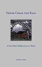 Cover of Never Curse the Rain