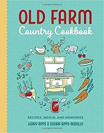 Old Farm Country Cookbook cover