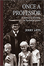 Cover of Once a Professor