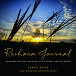 Cover of Roshara Journal